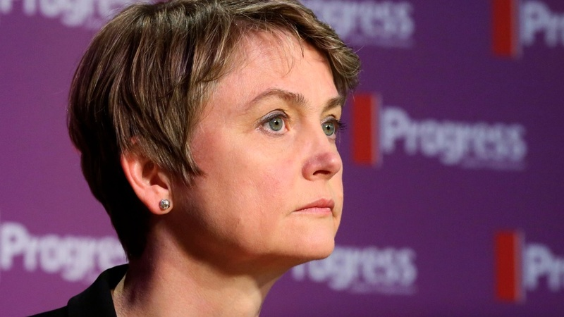 Exclusive: Yvette Cooper's Labour hopes