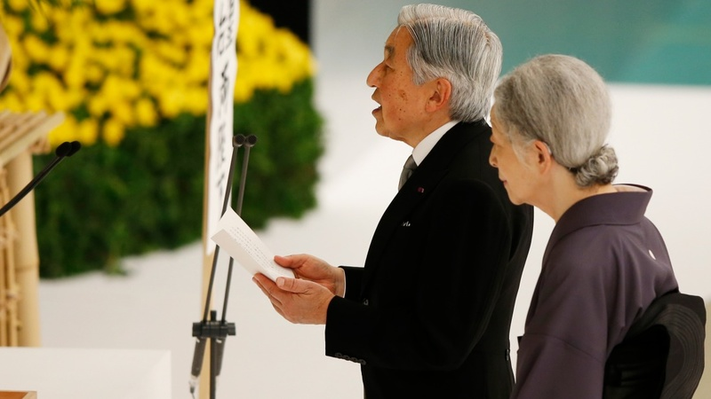 Asia remembers end of World War Two