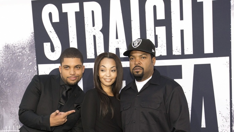'Compton' hip hops to the top