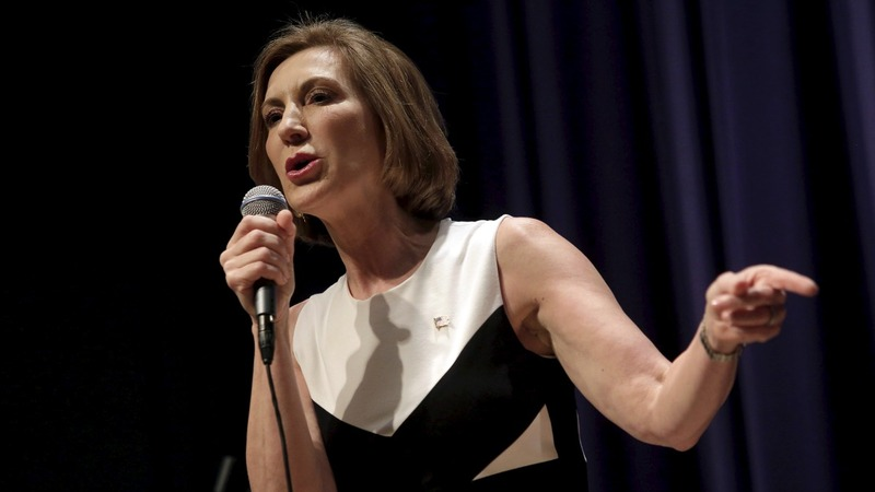 VERBATIM: Fiorina blasts Planned Parenthood in Iowa