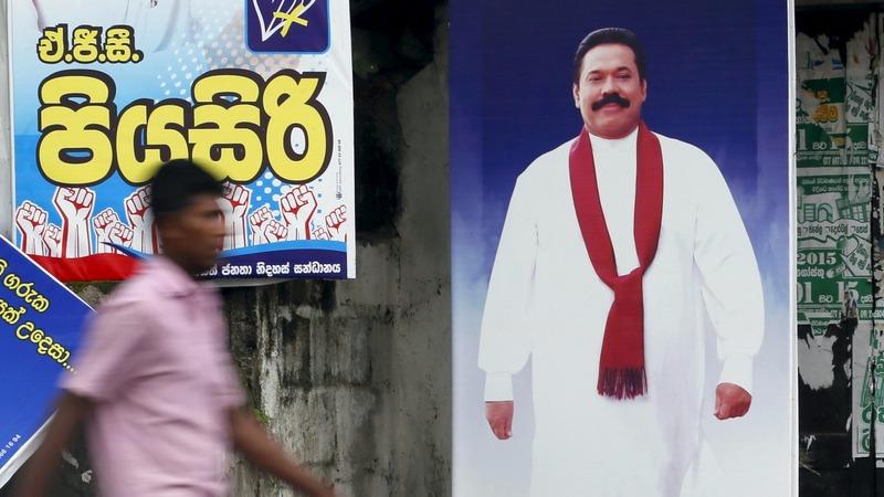Sri Lanka votes: No comeback for ex-strongman
