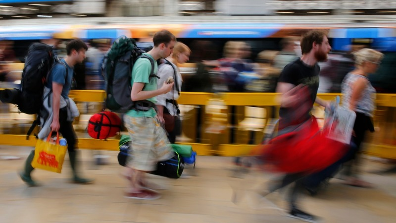 "Rail unions angry at ""rocketing"" fares"