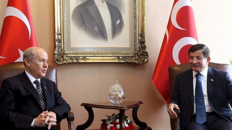 Turkey coalition talks collapse