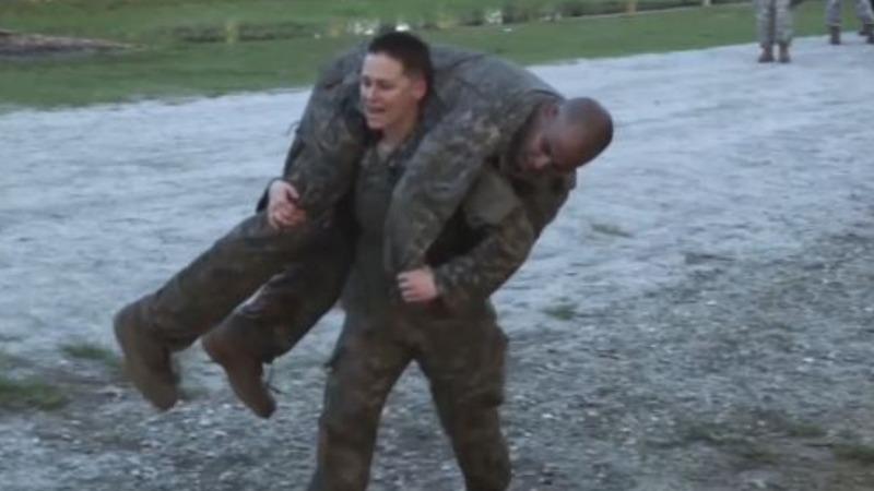 Two women pass Army Ranger training