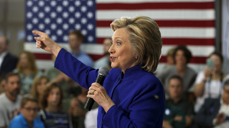 Clinton tweets opposition to Arctic drilling