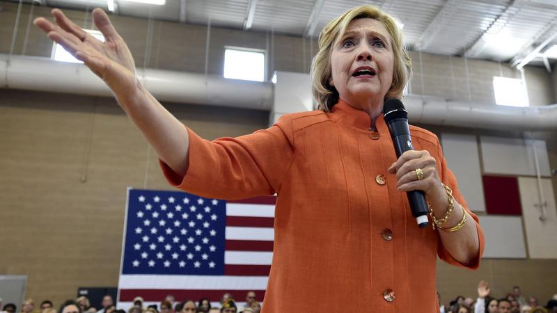 VERBATIM: Clinton gets defensive over emails