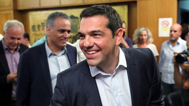 How Greek PM Tsipras is still top of the polls