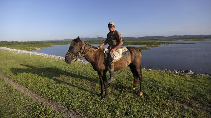 Prolonged drought puts Cuba on edge