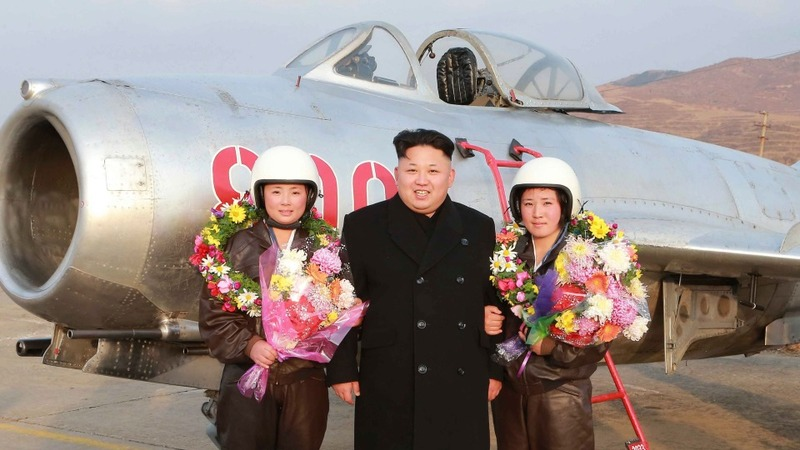Kim Jong-un builds string of private runways