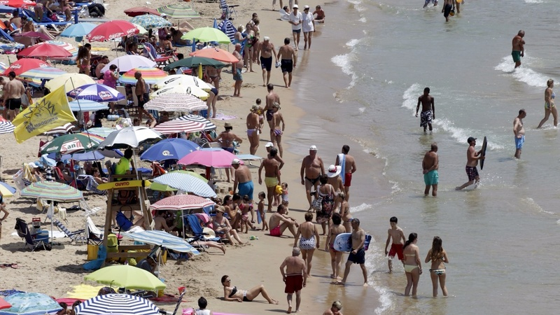 July hottest month on record worldwide