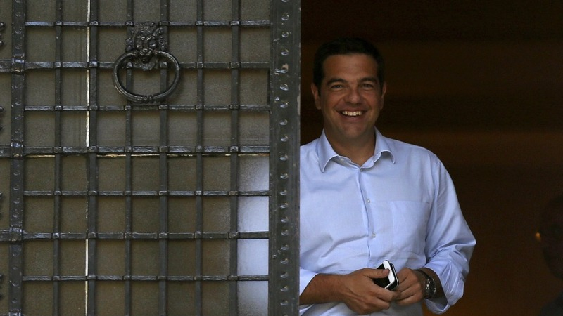 Greek PM resigns, calling snap election