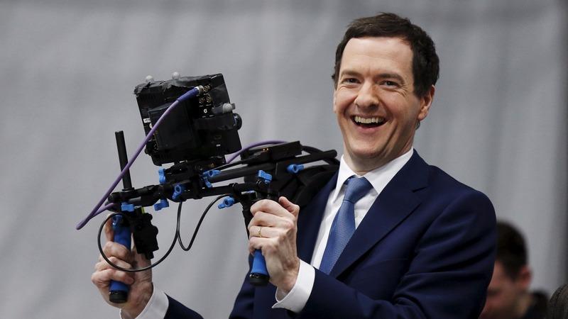 Osborne sets stage for more British film