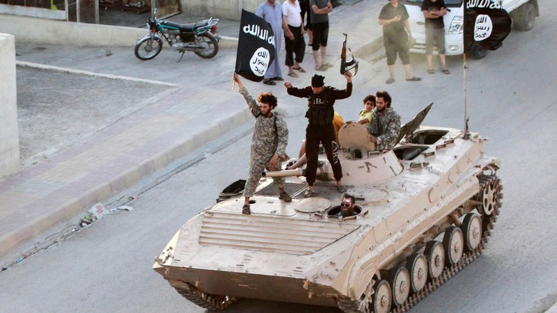 US kills Islamic State number two