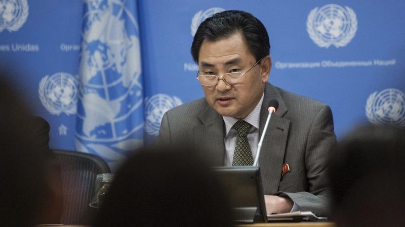 VERBATIM: North Korea threatens military action
