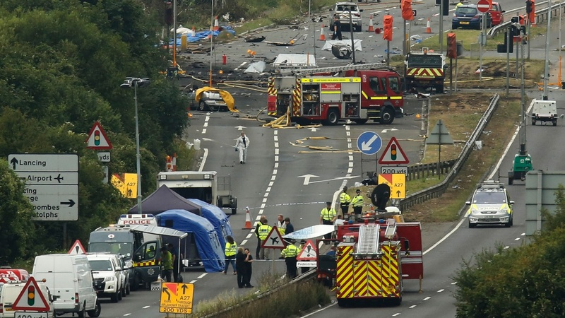 Plane crash death toll likely to rise