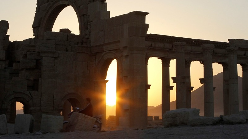 Islamic State blows up ancient Syrian temple