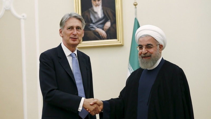 UK Iran relations thawing but still cautious