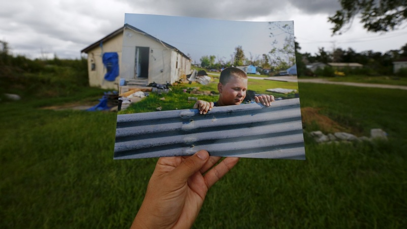 Through the lens: 10 years after Katrina