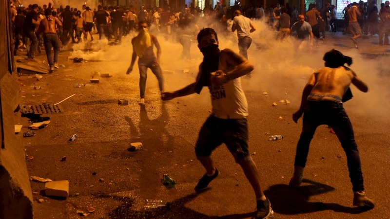 Beirut braced for next wave of riots