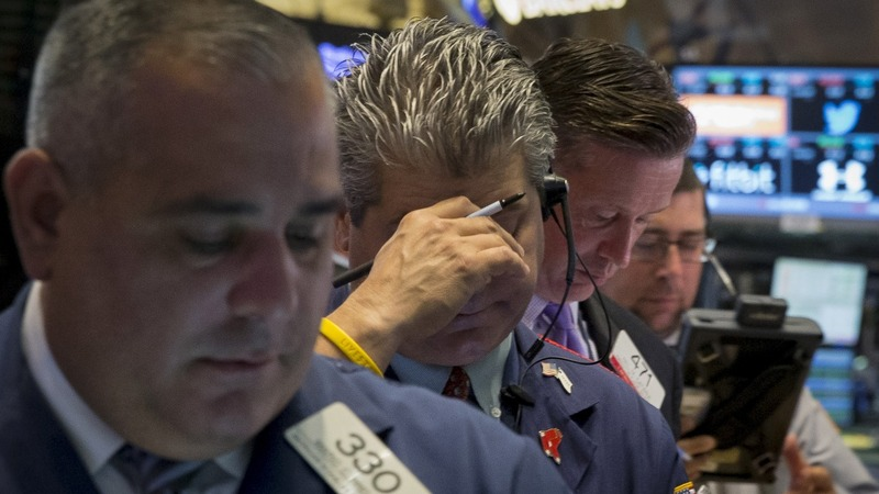 Stocks punished in four-day plunge