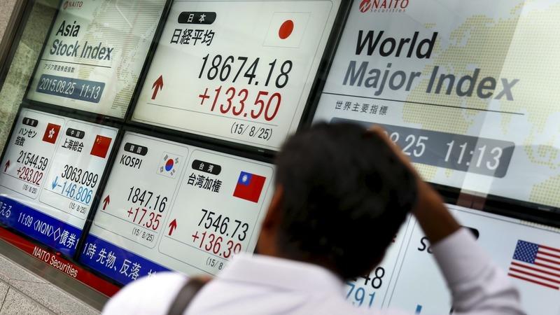 Asian markets bounce back, but not China