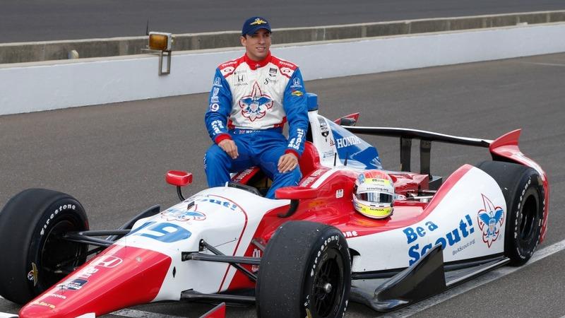 British IndyCar driver dies after crash
