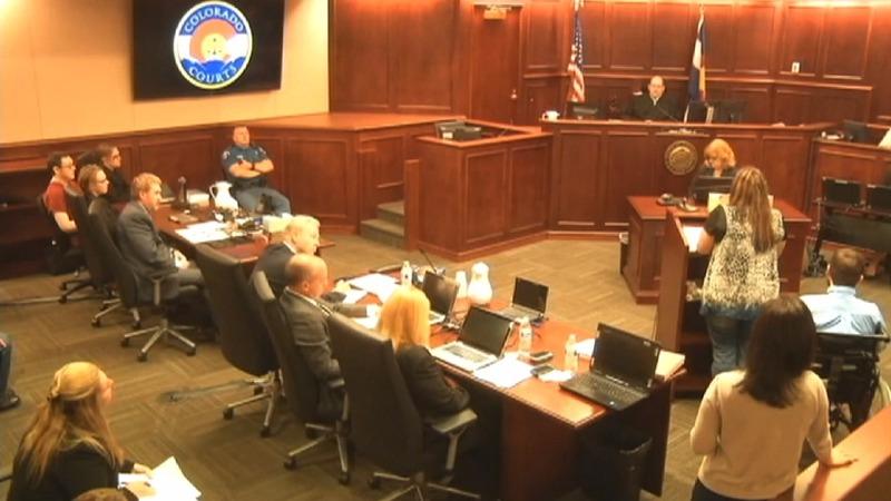 VERBATIM: Victims speak at Colorado gunman's sentencing