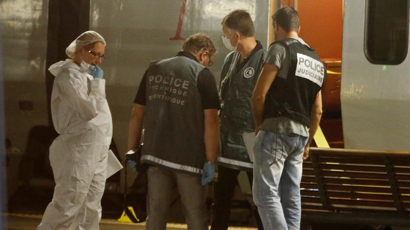 VERBATIM: Paris train attack 'premeditated'