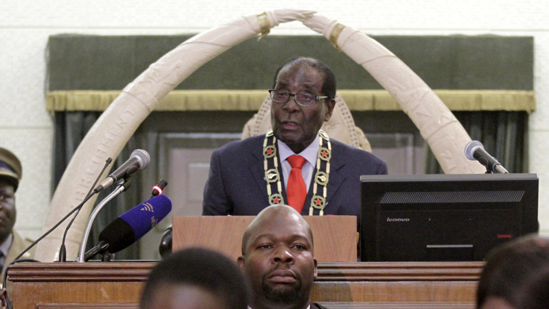 Mugabe pins economic hopes on China