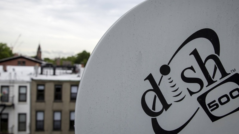 Dish customers find channels blacked out