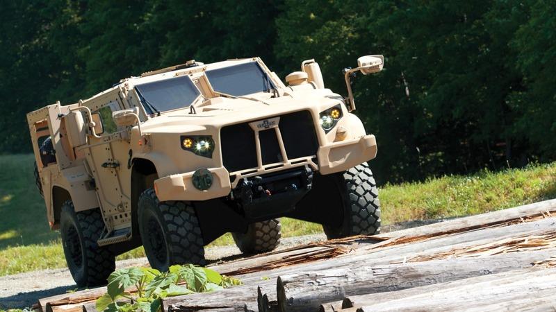 So long Humvee...Hello JLTV
