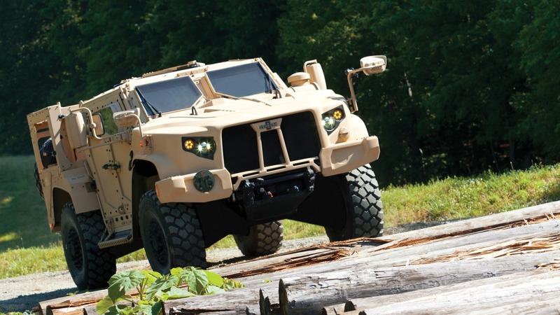 So long Humvee...Hello JLTV