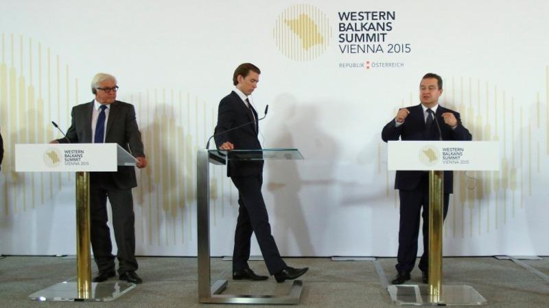 Balkans urge EU to solve migrant crisis
