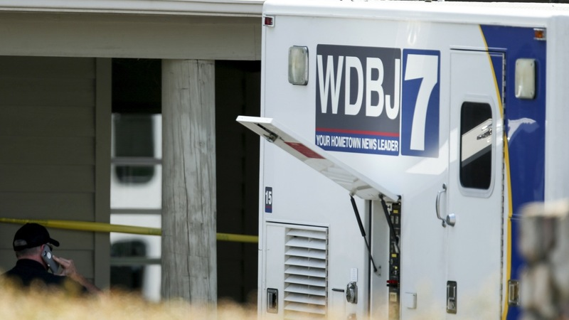 WDBJ goes on-air, without Alison and Adam