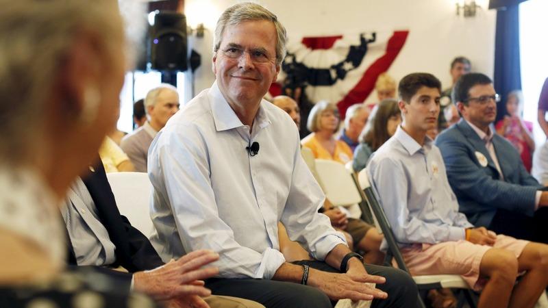 Markets still picking Bush over Trump
