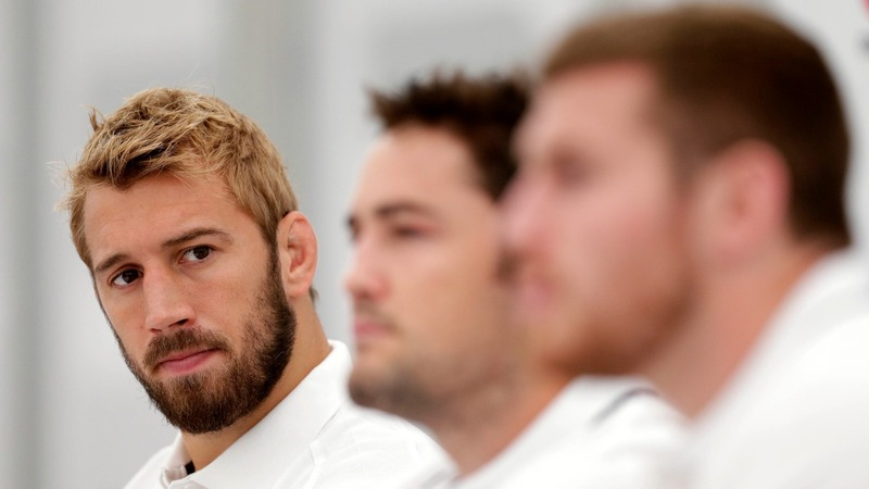 VERBATIM: England Squad on the Rugby World Cup