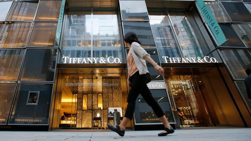 Luxury brands suffer from Chinese slowdown
