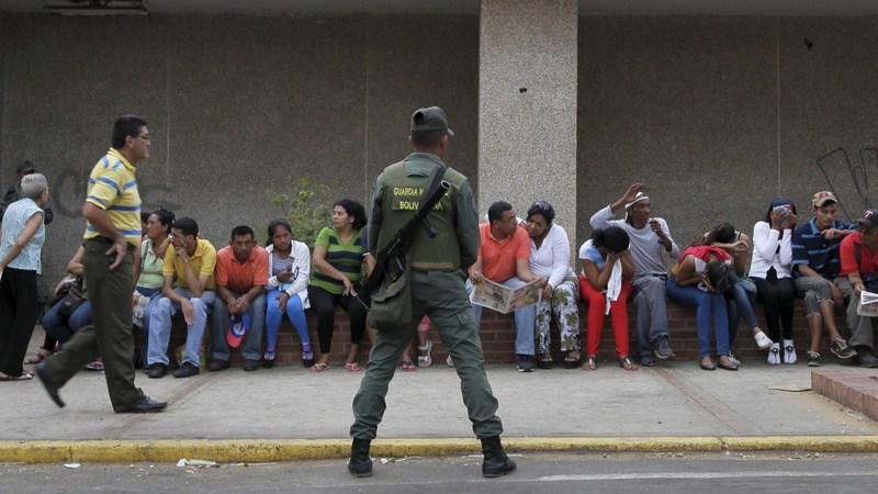 Lynchings on the rise in crime-ridden Venezuela