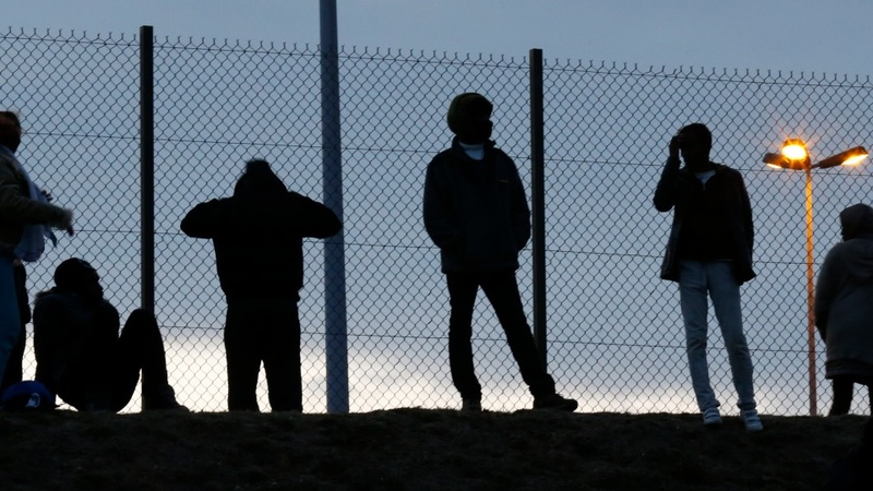 Germany, France, UK call for migrant talks