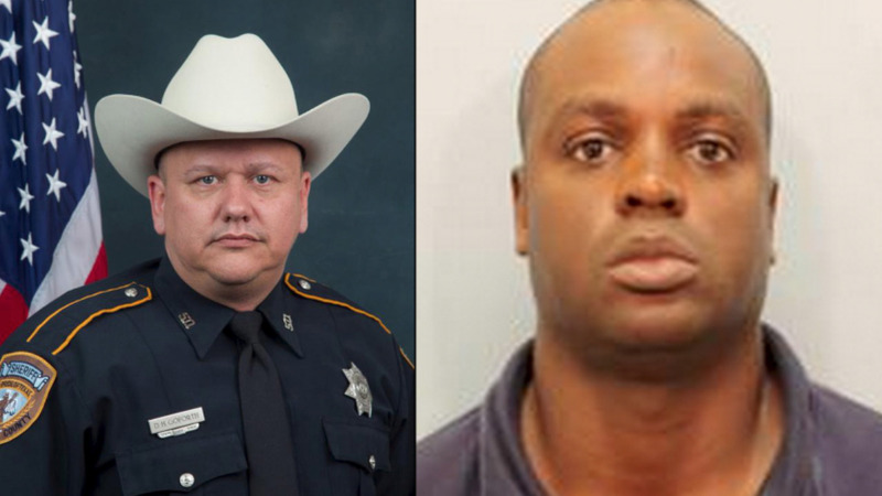 Suspect in Texas deputy killing in court