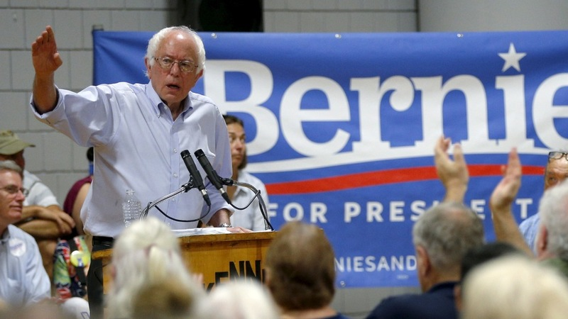 Sanders closing gap with Clinton: poll