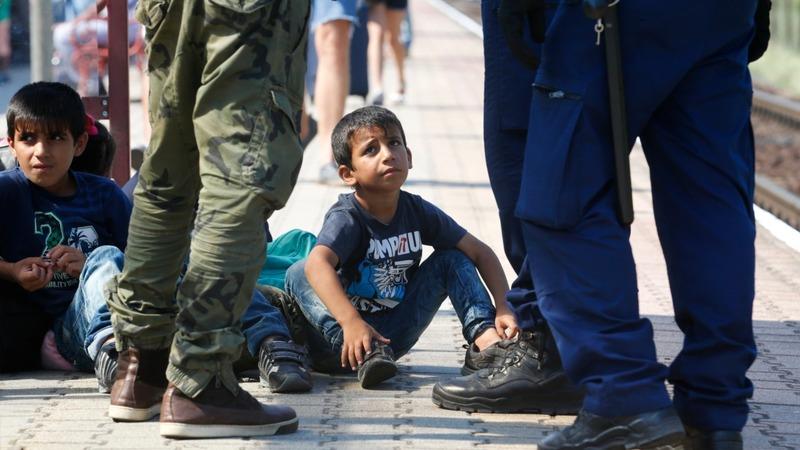 Europe divided over handling of refugees