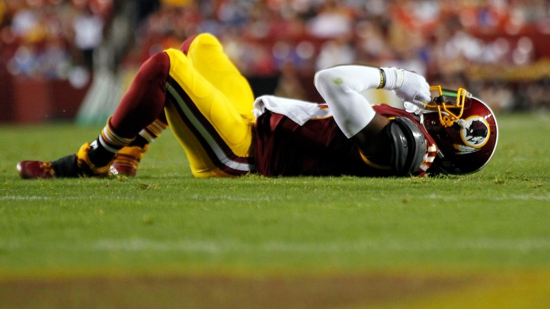 The rise and fall of Robert Griffin III