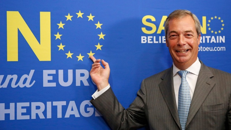 UKIP to launch own 'No' campaign