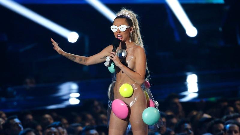 VERBATIM: Miley and Nicki feud at VMAs