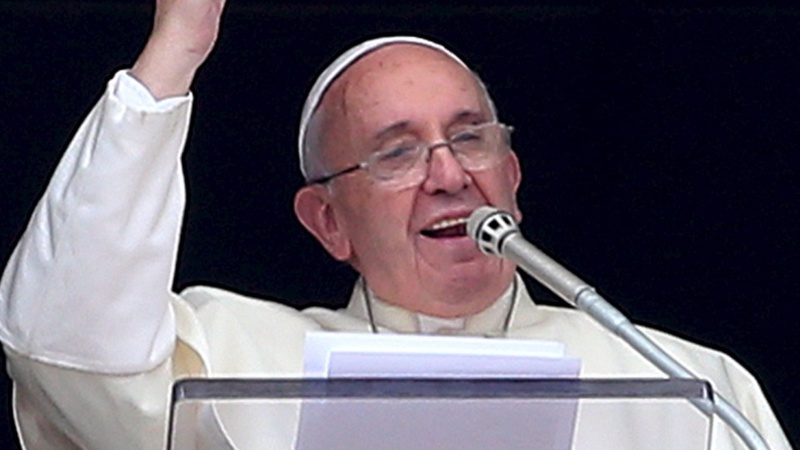 Pope allows priests to forgive abortion