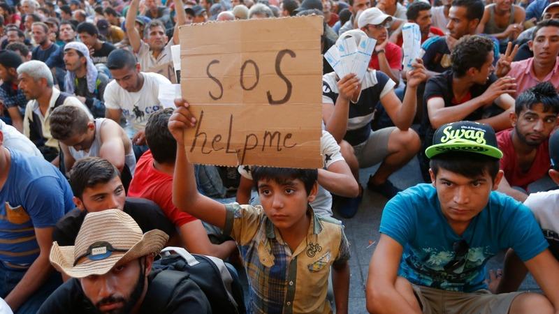 Schengen: Europe's open borders in question