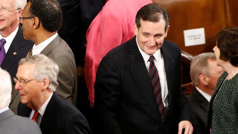 Cruz-McConnell feud rages over shutdown threat