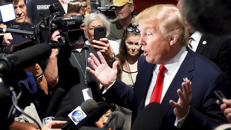 Trump to Bush: stop speaking Spanish
