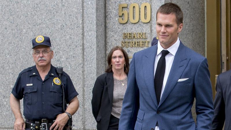 Tom Brady wins fight against NFL suspension